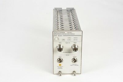 Hp Agilent 83494a Single-mode Clock Recovery Module - Good Condition