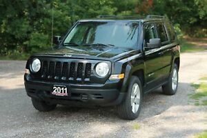 2011 Jeep Patriot Sport/North 4x4   Sunroof   CERTIFIED