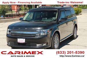 2013 Ford Flex SEL NAVI | Sunroof | Leather