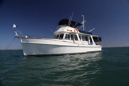 Grand Banks 42 Europa in excellent condition