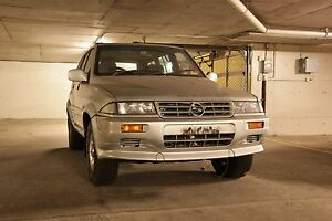 1996 Ssangyong Musso Wagon Chatswood Willoughby Area Preview