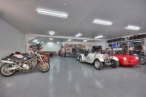 STORAGE Motorcycle and Toys!