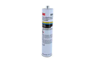 3M 08693 Auto Glass Urethane Windshield Adhesive Cartridge - 10.5 fl. oz.