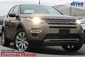 2016 Land Rover Discovery Sport SE FULLY LOADED | NAVIGATION...