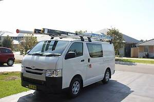 2015 Toyota Hiace Van/Minivan Glenfield Campbelltown Area Preview