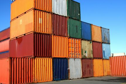 Shipping Containers 20ft and 40ft