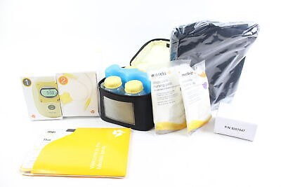 Medela Freestyle Mobile Double Electric Breast Pump Sealed w Free Bustier