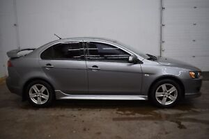 2014 Mitsubishi Lancer SE MANUAL | HTD SEATS | SUNROOF | CLOT...