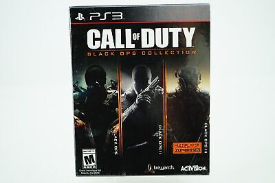 Call of Duty Black Ops Collection: Playstation 3 [Brand New]