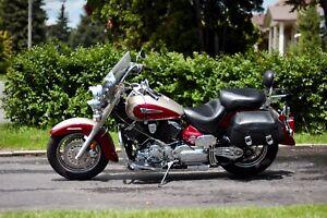 2004 Yamaha V-Star 1100cc Classic