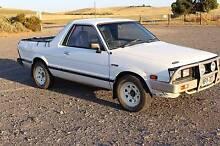 1992 Subaru Brumby Ute Jamestown Northern Areas Preview