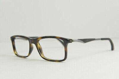 76a4b2b345445 Ray-Ban men s women s eyeglasses frame RB 7023 2012 53-17 145 Havana Brown