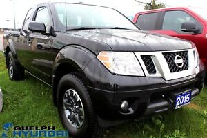 2015 Nissan Frontier ONE OWNER! CLEAN CARPROOF!