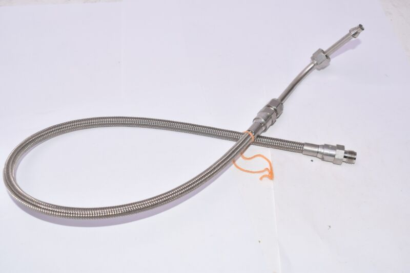 NEW Swagelok Stainless Steel Braided Hose W/ 316 Fittings
