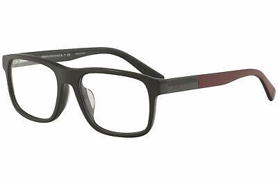 Armani Exchange Men's Eyeglasses AX3025F AX/3025/F 8176 Olive Optical Frame (Armani Eyeglasses)