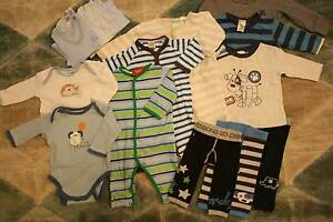 000 Size Boys winter clothing bundle Drummoyne Canada Bay Area Preview