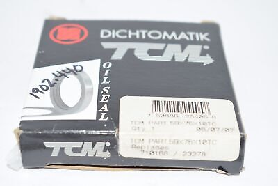 New Tcm Shaft Oil Seal Tc 59x75x10 Rubber Lip