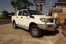 2009 4x4 Toyota Hilux Ute - Woodgrain interior w/ Leather Seats! Springwood Logan Area Preview