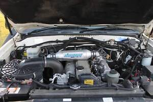 2006 Toyota Landcruiser 100 series GXL Wagon