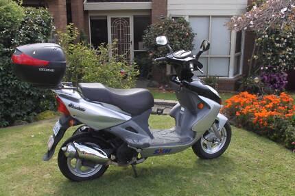 Scooter 150cc 12 months Reg