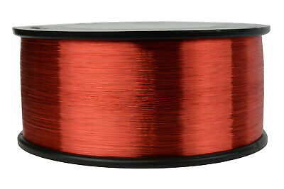 Temco Magnet Wire 38 Awg Gauge Enameled Copper 1.5lb 155c 28890ft Coil Windin