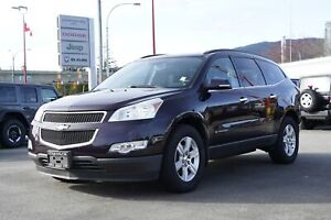 2009 Chevrolet Traverse - LEATHER, ALLOY WHEELS, SUNROOF!