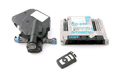 BMW 7 Series E65 745i N62 Petrol ECU Kit DME Ignition Switch CAS Key 7521368