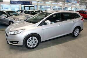 Fahrzeugabbildung Ford Focus 1,5 TDCi Business Turnier + Winter Paket