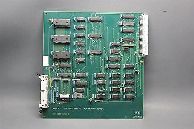 Wallac Mca Memory Board Dif 1055 6058