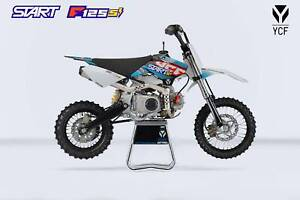125cc YCF START F125E PIT BIKE DIRT BIKE **EASTER SALE - SAVE $450** Brendale Pine Rivers Area Preview