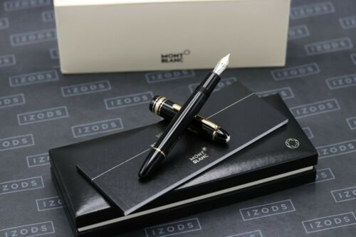 Montblanc Meisterstuck 146 Gold Line Fountain Pen - UNUSED