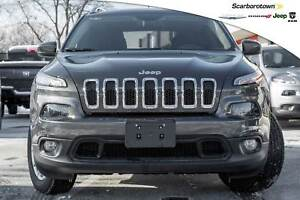 2016 Jeep Cherokee North+V6+4X4+PAN-ROOF+Tailgate+Woofer+More