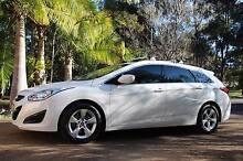 2013 Hyundai i40 Wagon - Manual, Turbo Diesel, 2yr wrnty, Low Kms Oatlands Parramatta Area Preview
