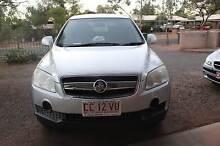 2008 Holden Captiva Wagon Alice Springs Alice Springs Area Preview