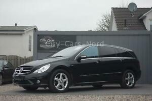 Mercedes-Benz R 350 L Bluetec 4-Matic-Navi-AbsTemp-Memory-Pano