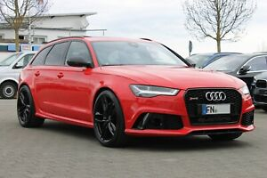 Audi RS6+ *EXCLUSIVE*  Dynamic+ B&O Pano Keramik HuD