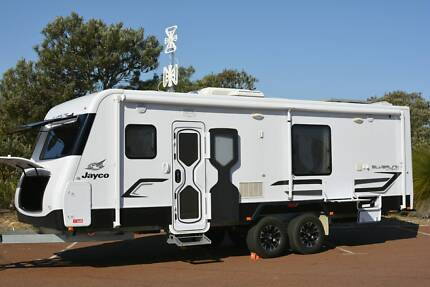 2014 Jayco Silverline 24.75-2ob Outback Darch Wanneroo Area Preview