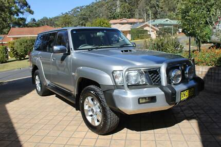 2005 Nissan Patrol Wagon West Haven Port Macquarie City Preview