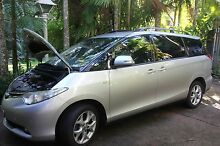 2006 Toyota Tarago Wagon Redlynch Cairns City Preview