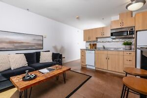 1 MONTH FREE - Stylish lofts by U of A and Whyte Ave!