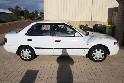 2001 Toyota Corolla Sedan Lakelands Mandurah Area Preview