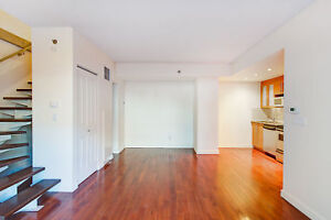 2 Bedroom Townhouse Suite - Live  & Work in 1175sq. ft!