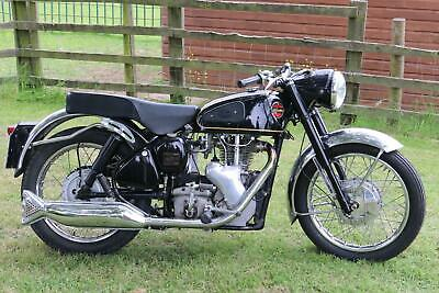 Velocette Venom 1960 UK M/C Just 2 owners Father & Son. Exceptional Condition.