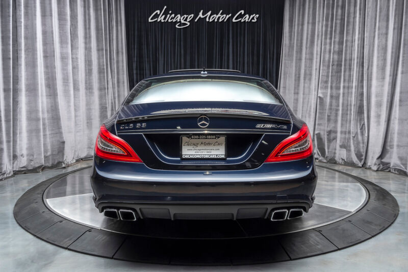 Image 4 Voiture Européenne d'occasion Mercedes-Benz CLS-Class 2014