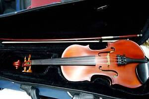 1/4 Kreisler Violin Good Tone with case and bow Dundas Parramatta Area Preview