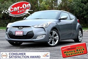 2016 Hyundai Veloster Tech ONLY 25,000 KM NAVI PANO ROOF REAR CA