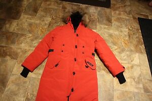 Manteau hivers reproduction Canada Goose