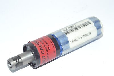 Mountz Cx-3302 1.6 Inch Pounds Micro Torque Screwdriver Driver