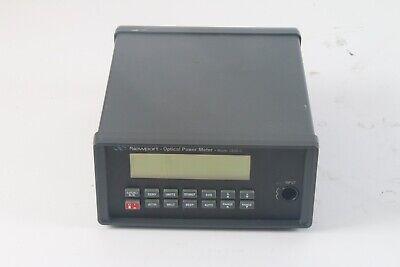 Newport 1830-c Optical High-resolution Autoranging Picoammeter Power Meter