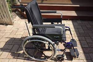 Wheelchair, G2 Leisure Plus + Power Unit The Basin Knox Area Preview